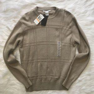 NWT Men's Geoffrey Beene Sweater